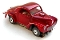 Candy Red 41 Willys® Gasser™ MoDEL MoToRING HO SLoTCaR