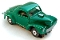 41 Willys® Gasser™ MoDEL MoToRING HO SLoTCaR - Candy Green