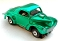 41 Willys® Gasser™ MoDEL MoToRING HO SLoTCaR - Candy Green Plated