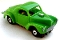 41 Willys® Gasser™ MoDEL MoToRING HO SLoTCaR - Lime