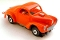 41 Willys® Gasser™ MoDEL MoToRING HO SLoTCaR - Orange