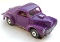 41 Willys® Gasser™ MoDEL MoToRING HO SLoTCaR - Purple