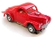 41 Willys® Gasser™ MoDEL MoToRING HO SLoTCaR - Red