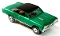 67 Chevy® Chevelle™ SS™ MoDEL MoToRING HO SLoTCaR - Candy Green BT