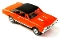 67 Chevy® Chevelle™ SS™ MoDEL MoToRING HO SLoTCaR - Orange BT