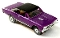 67 Chevy® Chevelle™ SS™ MoDEL MoToRING HO SLoTCaR - Purple BT