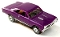 67 Chevy® Chevelle™ SS™ MoDEL MoToRING HO SLoTCaR - Purple