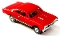 67 Chevy® Chevelle™ SS™ MoDEL MoToRING HO SLoTCaR - Red