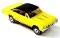 67 Chevy® Chevelle™ SS™ MoDEL MoToRING HO SLoTCaR - Yellow BT