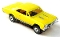 67 Chevy® Chevelle™ SS™ MoDEL MoToRING HO SLoTCaR - Yellow
