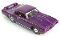 69 Pontiac® GTO® Judge™ MoDEL MoToRING HO SLoTCaR - Purple