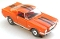 65 Ford® Mustang® 2+2 MoDEL MoToRING HO SLoTCaR - Orange BS