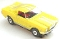 65 Ford® Mustang® 2+2 MoDEL MoToRING HO SLoTCaR - Yellow WS