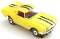 65 Ford® Mustang® 2+2 MoDEL MoToRING HO SLoTCaR - Yellow BS