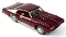 69 Pontiac GTO MoDEL MoToRING HO Slot Car - Burgundy