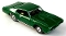 69 Pontiac GTO MoDEL MoToRING HO Slot Car - Green