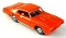 69 Pontiac GTO MoDEL MoToRING HO Slot Car - Orange