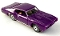69 Pontiac GTO MoDEL MoToRING HO Slot Car - Purple