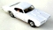 69 Pontiac GTO MoDEL MoToRING HO Slot Car - White