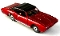 69 GTO Convertible MoDEL MoToRING HO Slot Car - Candy Red