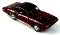 69 GTO Convertible MoDEL MoToRING HO Slot Car - Burgundy