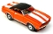 69 Chevy® Camaro® Convertible MoDEL MoToRING HO Slot Car - Orange WS