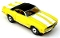 69 Chevy® Camaro® Convertible MoDEL MoToRING HO Slot Car - Yellow WS