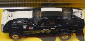 Chevy Corvette Grand Sport JL TJet 500 Tuff Ones HO Slot Car