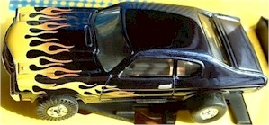 Chevy Chevelle Purple JL TJet 500 Tuff Ones HO Slot Car